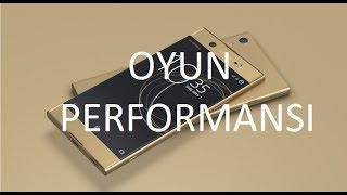 Sony Xperia XA1 Ultra Oyun Performansı