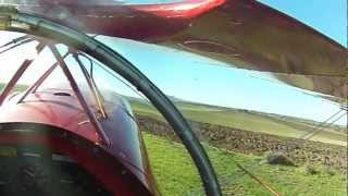 Repeat youtube video PItts S1-C Take Off