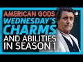 American Gods: All of Wednesday's Charms & Abilities in Season 1 の動画、YouTub…
