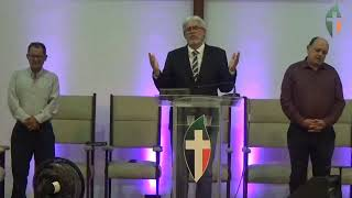 #2 - Culto Online | Rev. Robson Ramalho
