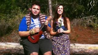Shel Silverstein - Where the Sidewalk Ends - Bushman 2011 Ukulele Video Contest