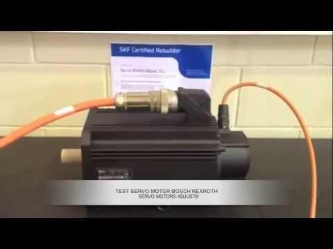 Reparaci N De Servo Motores Bosch Rexroth Servo Motors