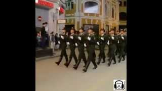 Spectacular!!!China PLA in Moscow