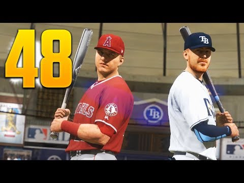 "MLB The Show 17 - Road to the Show - Part 48 ""MIKE TROUT IS A BEAST"" (Gameplay & Commentary)"