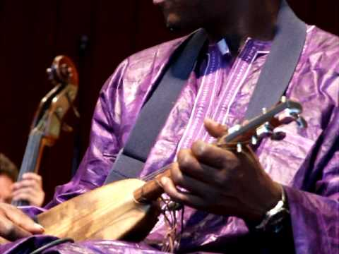 Toumani Diabate and the Chicago Transilience Ensemble