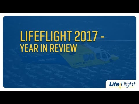 LifeFlight saves record number of lives in 2017