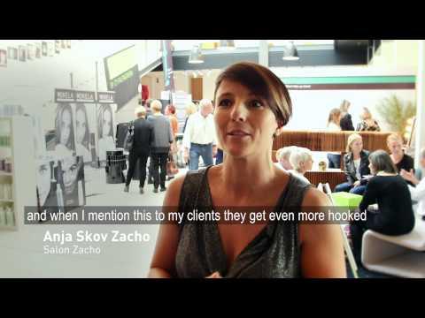 English subtitles - Hair Fair on Green Cosmetics 2014