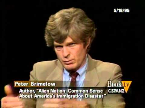 Peter Brimelow- Alien Nation Interview CSPAN