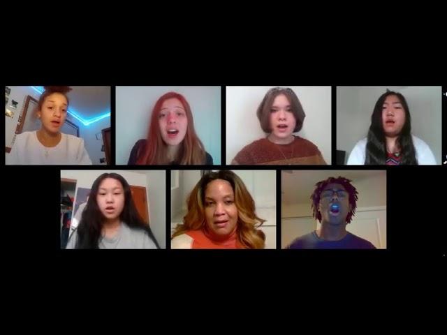 La Follette Choir and Community Members Perform Virtually