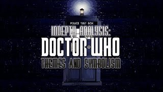 Doctor Who - Themes & Symbolism - From 7/7 to Saturn Worship