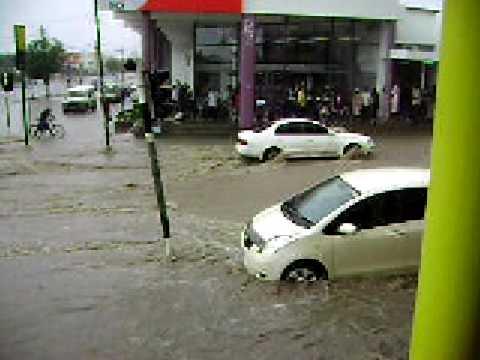 Tete Mozambique Flash Flood 2