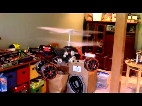 Air Hogs R/C Hover Assault Vehicle - Hands-On Review