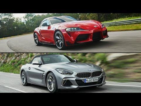 2020 SUPRA VS BMW Z4