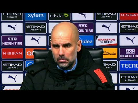 Man City 2-0 Aston Villa - Pep Guardiola - 'We Are Playing Like Contenders' - Press Conference