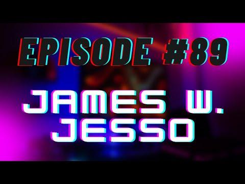 Episode 89 – James W. Jesso – Psilocybin, Plant Medicine, Deconstructing the Ego & Surrender