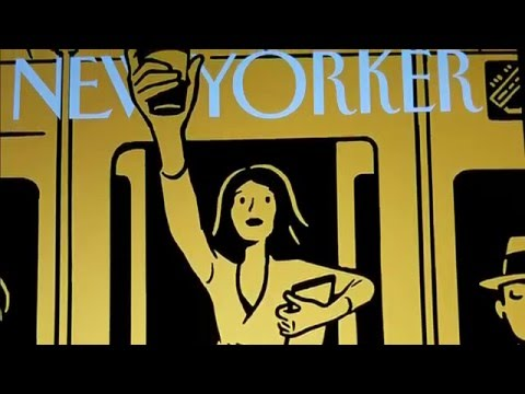 The New Yorker On the Go AR cover
