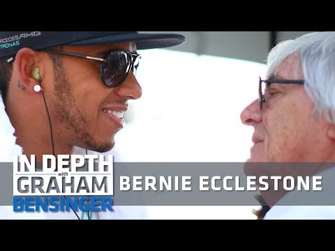 Bernie Ecclestone: Lewis Hamilton is the best