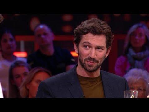 Michiel Huisman over nieuwe Netflixserie The Haunting of Hill House  RTL LATE NIGHT MET TWAN HUYS