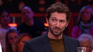 Michiel Huisman over nieuwe Netflix-serie The Haunting of Hill House - RTL LATE NIGHT MET TWAN HUYS