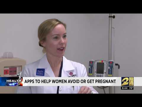 Apps To Help Women Avoid or Get Pregnant