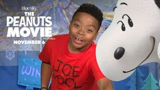 The Peanuts Movie | How To Make a Joe Cool Costume [HD] | FOX Family