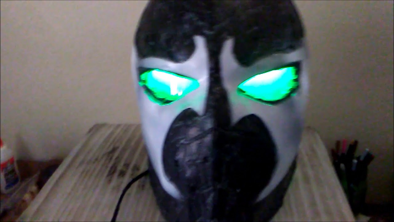 The Spawn Cosplay Mask