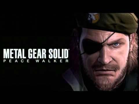 Metal Gear Solid Peace Walker: Love Deterrence (Instrumental)