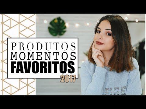 FAVORITOS DO ANO 2017 - Produtos e Momentos | A Maria Vaidosa