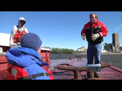 QC Tough Jobs: Towboat Deckhand (Morgan Ottier)