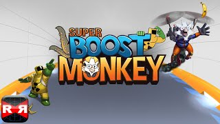 Super Boost Monkey (By Okidokico Divertissements) - iOS Gameplay Video