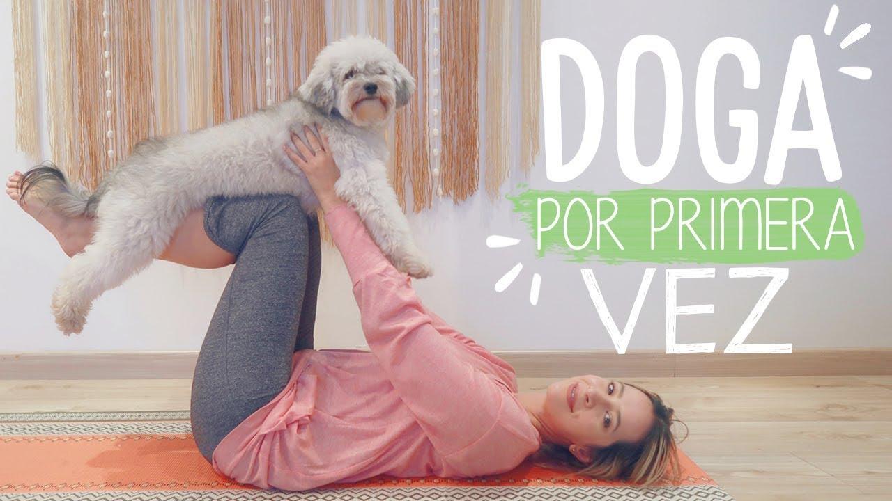 Download DOGA: Yoga para perros por primera vez | Nancy Loaiza