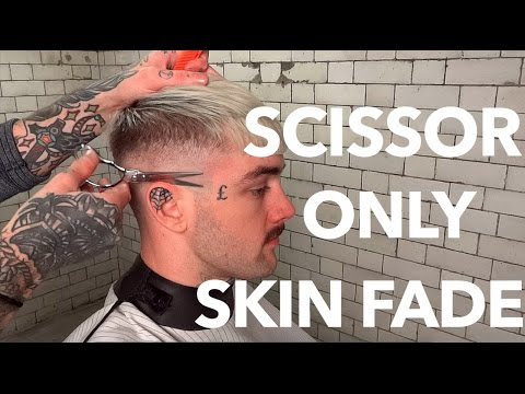 how-to-skin-fade-*scissor-only*-tutorial