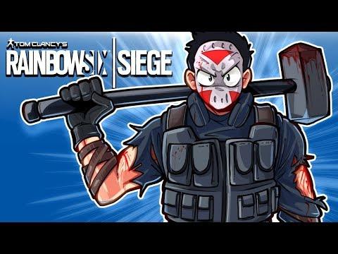Rainbow Six: Siege - Sledgelirious Returns! (Two Full Matches)