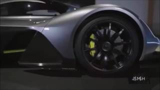 Aston Martin AM-RB 001 confirmed, 1000bhp hybrid