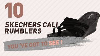 Skechers Cali Rumblers // Popular Searches 2017