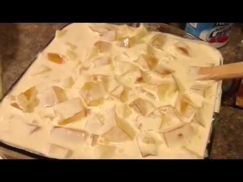 Ensalada de gelatina youtube - Postres con frutas faciles ...