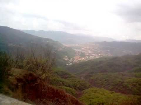 Lavasa City Entrance Gate to City view Point
