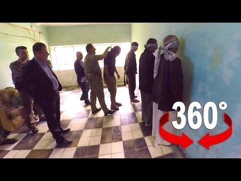 360°-Video: Im Krieg gegen den IS