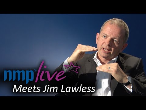 NMP Live Meets Jim Lawless – Internationally Renowned Motivational Speaker