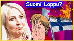 Lipun Ryöstö, Tuleeko Suomesta Liittovaltio? - Laura Huhtasaari | Dosentti