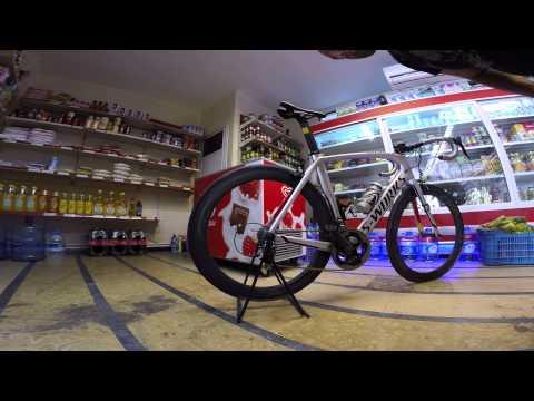 Specialized S Works Venge Wheel Roval Rapide Clx 60 Hub Sound
