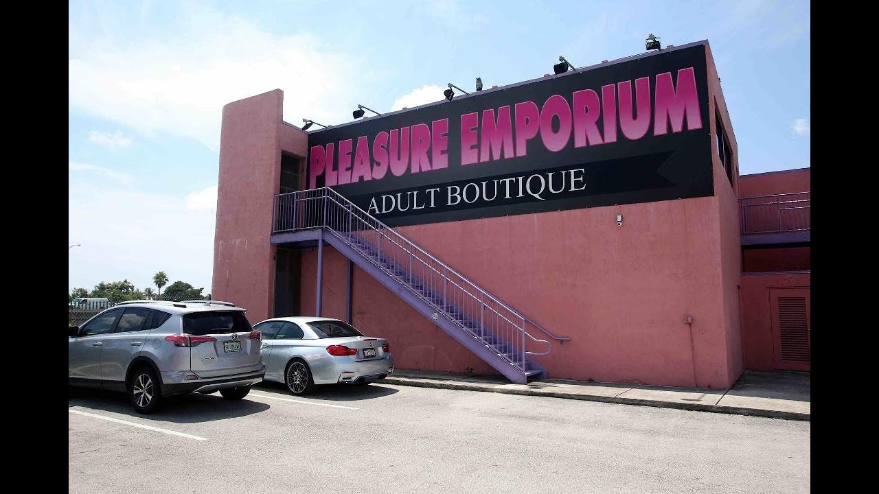 Remarkable, hollywood erotic boutique think