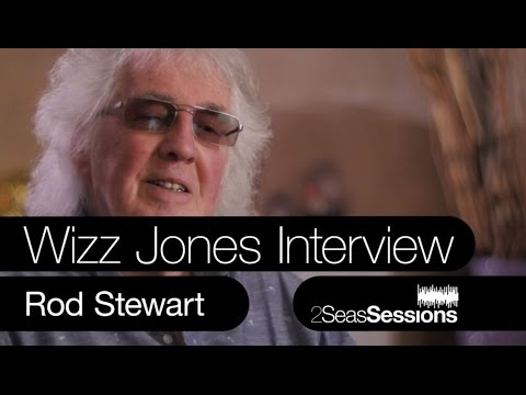★ Wizz Jones Interview - Rod Stewart - 2Seas Sessions