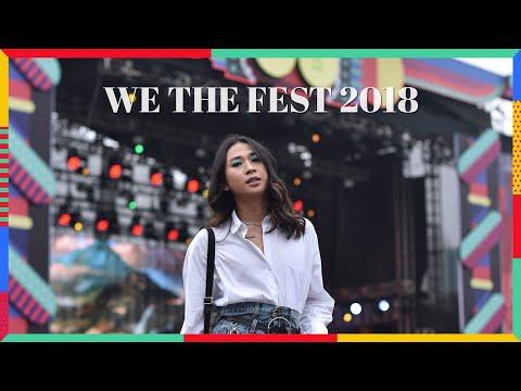 3 HARI NONSTOP PARTY DI WE THE FEST 2018 (TELAT) HAHAHAHA - DAILY VLOG EP : 49 || Jovi Hunter Mp3