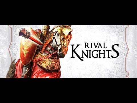 Jogo Novo #4 - Rival Knights