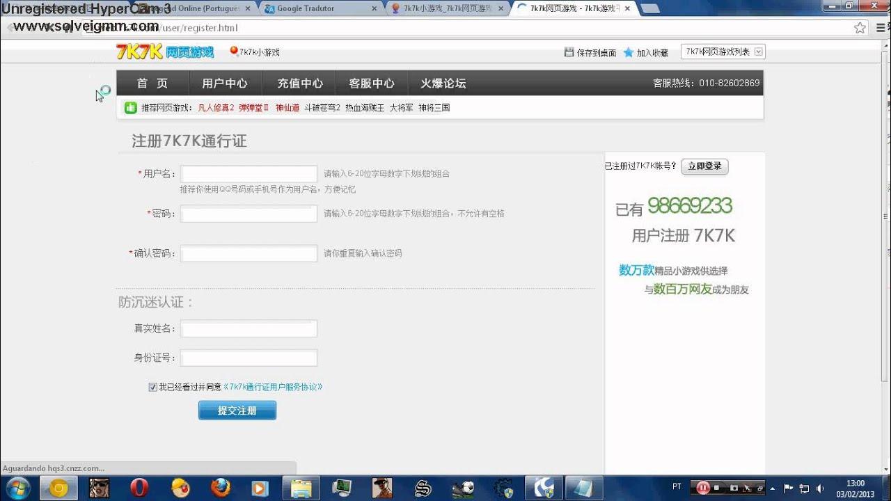 7k7k register