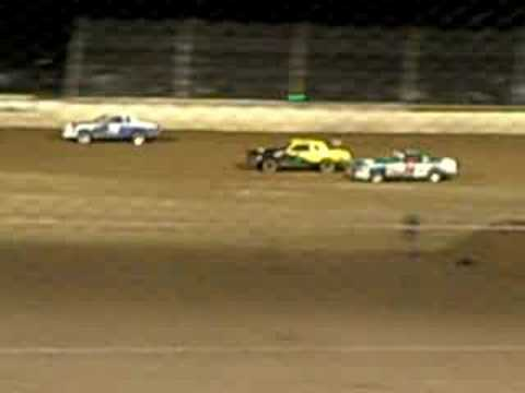 HOLLYWOOD HILLS SPEEDWAY HOBBY STOCK RACING