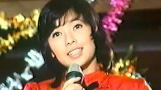 ドラマ「ラブラブライバル」第13話より。(1973.12.25) 当時最新の豪華フ...