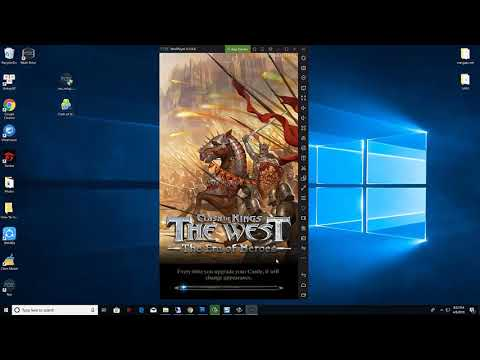 How To Play Clash Of Kings On PC (Windows 10/8/7/Mac) Without Bluestacks