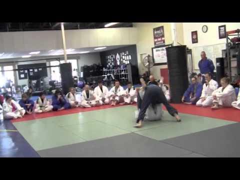 Behring Ju Jitsu Progressive Guard and Guard Pass Simulation John Valentine and Scott Vincent